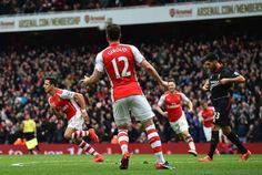 Arsenal é o time que mais ganhou pontos nas 5 grandes ligas europeias desde fevereiro