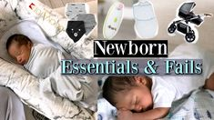 Everything You Need For A Newborn Baby!
