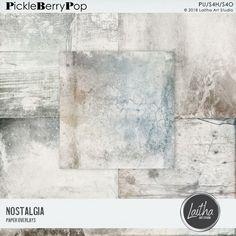 Nostalgia - Overlays By Laitha Art Studio