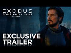 Exodus: Gods and Kings | Official Trailer [HD] | 20th Century FOX - YouTube