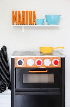 kids kitchen #DIY