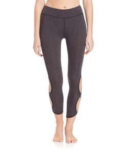 Free People | Gray Movement Infinity Leggings | Lyst