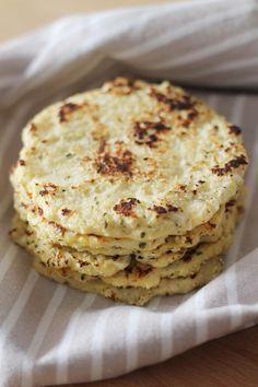 Tortitas de coliflor #food #foodie #vegetables #tortitas #cauliflower