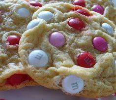 Leenee's Sweetest Delights: Giant M&M Cookies