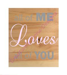 Diy he will cover you with his feathers wood sign kit free all of me loves all of you diy wood sign kit free shipping by solutioingenieria Image collections