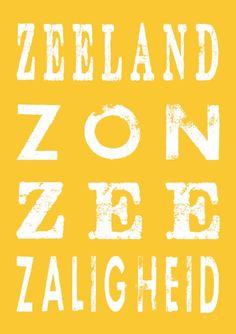 7-09 Zeeland zon zee