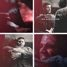 """[SET OF GIFS] """"Just let it go."""" 8x23 Sacrifice"""