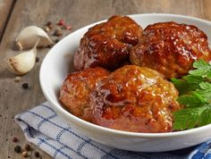 Sometimes Fried Meatballs are meant to eaten all by themselves with a nice loaf of bread.