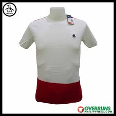 Shop our high-quality Penguin Casual t-Shirt for men at affordable prices. Shop now and get big discounts! Penguin T Shirt, Casual T Shirts, Penguins, Shop Now, Mens Tops, Shopping, Fashion, Moda, Fashion Styles