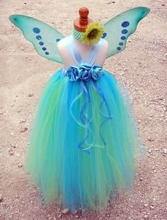 Lovely--Fairy Tutu Costume