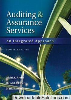 Financial accounting ifrs 3rd edition solutions manual weygandt auditing and assurance services an integrated approach 15th edition solution manual download answer key test fandeluxe Gallery