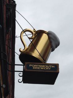 Portsmouth Brewery, Portsmouth, New Hampshire