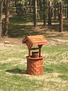 Large Amish Made Wishing Well Amish Crafts Collection Create a fantasy garden or a picturesque front lawn with the Large Amish Made Wishing Well taking center stage. This grand wishing well stan