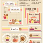 All sorts of free printables