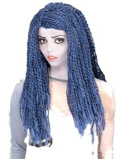 Corpse Bride Wig - Angels Fancy Dress Costumes http://www.fancydress.com