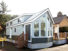 Canadian Series Park Model Home Kropf TINY HOUSE PLANS