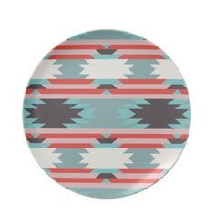 Are your old dishes not stacking up to your expectations? Have you had to toss some out over the years due to cracks or outright breaking them? Before you purchase the same plain plates you've always had check out our beautifully designed Aztec tribal pattern dinner plates! Cleaning your plate will be a fun experience, & any guests you have over will enjoy your unique tastes. You can also customize our dinner plates with your own designs, if you wish! #plates #dinnerplates #home