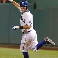 July 8th, 2012 Ian Kinsler Hits A Walk-off For The Win After 13 Innings Against The Twins