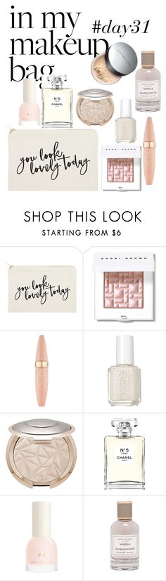 """In my makeup bag