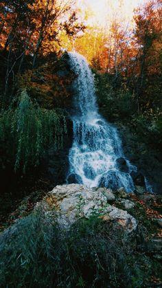 #beautiful Waterfalls, Outdoor, Beautiful, Stunts, Waterfall, The Great Outdoors, Outdoors