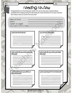 Article Review Template for Students