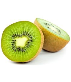 Women who ate two kiwis one hour before bedtime for a month fell asleep 14 minutes faster and had better sleep duration and quality.