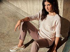 DIY-Anleitung: Pullover mit lockerem Schnitt und Kimono-Ärmeln stricken via DaWanda.com