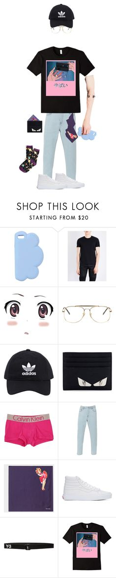 """Cruz Boi"" by kevin-whitcanack on Polyvore featuring STELLA McCARTNEY, Belstaff, Ray-Ban, adidas Originals, Fendi, Calvin Klein Underwear, Acne Studios, Vans, Y-3 and Urban Outfitters"
