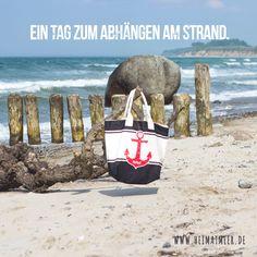 Strandtag! >> Tasche & Mee(h)r >>