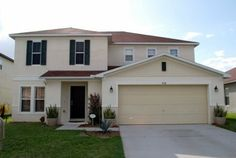 4 Bedroom Gold Star Home - 630 Cadiz Loop Davenport, FL  Rent an Orlando vacation home, see the attractions and create family memories with http://www.starmarkvacationhomes.com/Find_Your_Vacation_Home.29.lasso