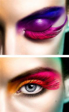 Another World Eye Makeup Inspiration Makeup Art, Eye Makeup, Catwalk Makeup, Beauty Lash, Dramatic Eyes, Beauty Shots, Fantasy Makeup, Gorgeous Makeup, Beauty Make Up