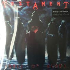 TESTAMENT - SOULS OF BLACK NY 180G LP på Tradera. T-W   Metal   Vinyl  