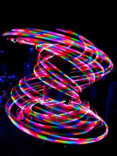 Hula-Spiral by greendrz, via Flickr