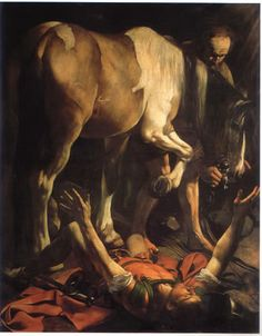 "Caravaggio /""Calling Of St Matthew/"" Italian Baroque Art 35mm Glass Slide"