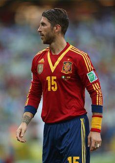 696943c3482 Nigeria v Spain: Group B - FIFA Confederations Cup Brazil 2013. Spain  National Football TeamInternational SoccerWorld FootballSergio RamosFootball  ...