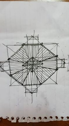 Hasan Isawiالرسم المعماري بالحاسوب/ computer architectural drawing- لوحة 2... المسقط الأفقي لتكوين من الاحجام باسقف مائلة