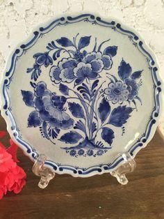 Delft Art Pottery Porceleyne Fles Delft Tile Veere Cool In Summer And Warm In Winter
