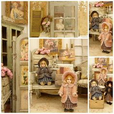 * ♥ Workshop Lea - A Day in the Country ♥ *: Dolls Museum