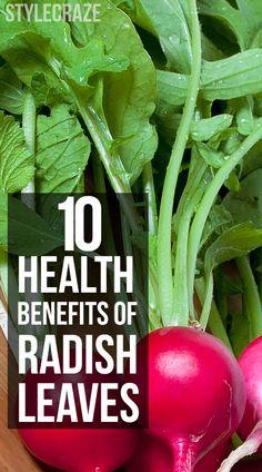 10 Amazing Health Benefits Of Radish Leaves