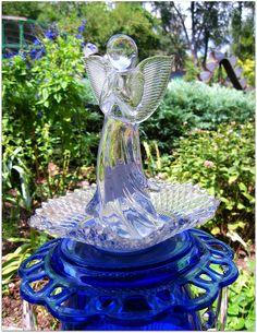 Glass Garden Angel