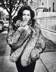 Jennifer Lopez, W Magazine, August 2013
