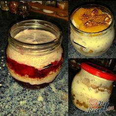 Fitness - Fitrecepty a fitness jídlo (str. 4 z Low Carb Recipes, Healthy Recipes, Chia Puding, Granola, Food To Make, Smoothies, Food And Drink, Health Fitness, Pudding