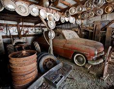 49 Mercury, and love the garage too
