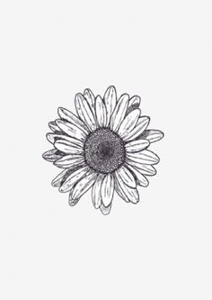 hippie tattoo 218706125645545470 - Source by ggaux Small Daisy Tattoo, Small Flower Tattoos, Flower Tattoo Designs, Small Tattoos, Tattoo Flowers, Daisies Tattoo, Black Tattoos, Sunflower Tattoo Small, Sunflower Tattoos