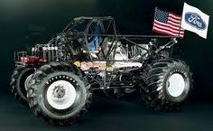 Image result for monster truck chassis
