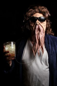 Jeff Bridges as The Ood pic.twitter.com/lpUccERpwH
