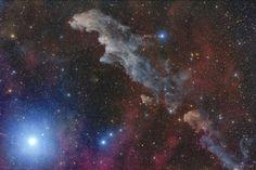 APOD: Rigel and the Witch Head Nebula (2018 Jan 15) Image Credit & Copyright: Mario Cogo (Galax Lux) https://apod.nasa.gov/apod/ap180115.html