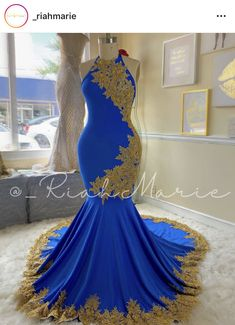 This plus size royal blue gold lace prom dress cheap at Suzhoufashion comes in all sizes and colors. Shop a selection of formal dresses for special occasions in cheap price. Cheap Formal Dresses, Plus Size Formal Dresses, Elegant Prom Dresses, Bride Dresses, Evening Dresses, Royal Blue Prom Dresses, Gold Lace, Celebrity Dresses, Special Occasion Dresses