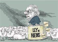 Ley de Medios - Pancho Cajas