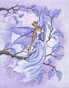 Fairy Art Artist Amy Brown: The Official Online Gallery. Fantasy Art, Faery Art, Dragons, and Magical Things Await. Amy Brown Fairies, Dark Fairies, Fairy Paintings, Fairy Statues, Fairy Pictures, Illustrations, Fairy Art, Pics Art, Street Artists